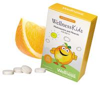 мультивитамины Орифлейм wellness-kids