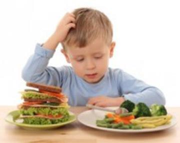 правила питания ребенка