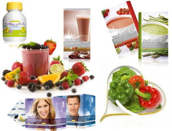 wellness by oriflame картинки