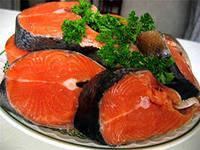 Рыбий жир омега 3 в жирной рыбе и в еде