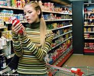 Будьте внимательны при выборе продуктов на содержание Е