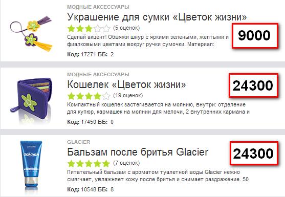 акции орифлейм 1 2014, распродажа орифлейм
