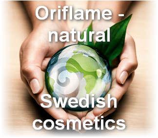 Орифлейм натуральная шведская косметика