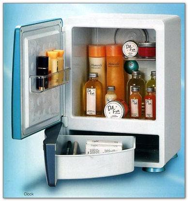 Специальный холодильник для косметики, как хранить косметику дома